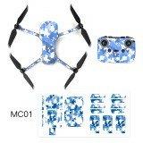 Anti-Scratch Sticker RC Drone Parts for DJI Mavic Air 2 RC Drone