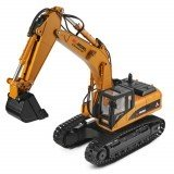Wltoys 16800 1/16 2.4G 8CH Remote Control Excavator Engineering Vehicle with Lighting Sound RTR Model