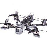 Flywoo Mr.Croc-HD 6 Inch 6S Freestyle FPV Racing Drone BNF DJI FPV Air Unit F7 Bluetooth FC GPS 1750KV 50A BLheli_32 ESC Titanium