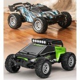 S638 1/32 2.4G 4CH Full Scale Mini Remote Control Car Dual Motor Off-Road Vehicles Kids Child Toys with LED Light Model