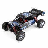 Wltoys 124018 RTR 1/12 2.4G 4WD 60km/h Metal Chassis Remote Control Car Off-Road Climbing Truck Vehicles Models Kids Toys