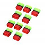 10Pcs URUAV XT60 Caps LiPo Battery Charge Indicator Protective Cover for RC Drone