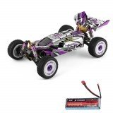 Wltoys 124019 RTR Upgraded 7.4V 2600mAh 2.4G 4WD 60km/h Metal Chassis Remote Control Car Vehicles Models Toys