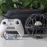 LDARC FLYBALL FB156 87.5mm Wheelbase F4 AIO 25A ESC 3S Soccer FPV Racing Drone RTF w/ Tiny X6 Transmitter Mode 2