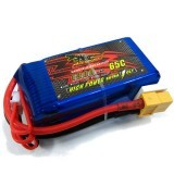 Giant Power Dinogy 1300mAh 14.8V 4S 65C LiPo Battery For RC Airplane Multicopters