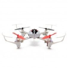 XK X100 With 3D 6G Mode Inverted Flight 2.4G 4CH 6 Axis LED RC Drone BNF And RTF
