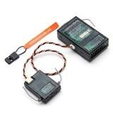 REDCON 2.4G 9CH CM921 DSM2 DSMX Receiver W/ CM921S Satellite Spektrum JR Compatible