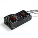CoolTec RSF08SB 8CH Compatible Receiver for Futaba S-FHSS S.BUS 10J 8J 6J 4GRS 4PX Transmitter