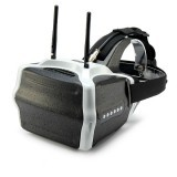 SJ-V01 5.8G 40CH FPV Goggles 7 Inch 1280x800 HD Video Glasses with HDMI Input
