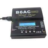 IMAX Upgraded B6AC 80W Multi Functional Smart Balance Charger Discharger