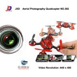 JXD 392 6 Axis RC Drone With Camera without Transmitter BNF