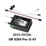 Walkera QR X350 Pro RC Drone Spare Parts Receiver DEVO-RX703A