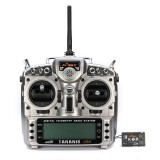 FrSky 2.4G ACCST Taranis X9D Plus Transmitter With X8R Receiver