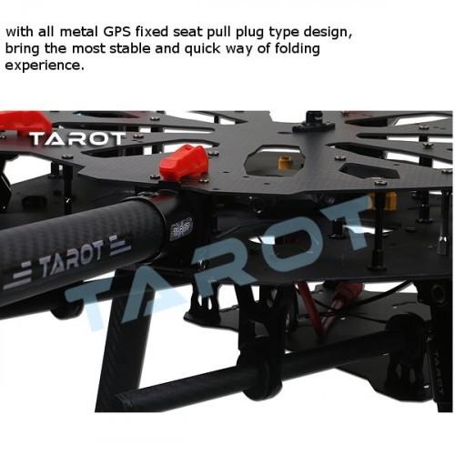 Tarot X6 960mm 6 Axis PCB Center Folding FPV Hexacopter Frame TL6X001