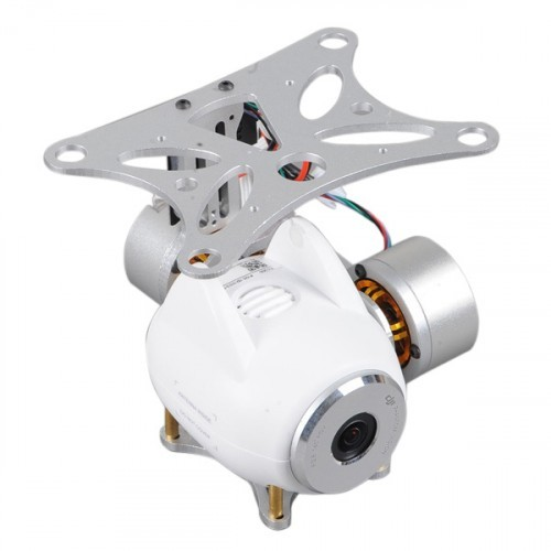 Refit Dji Phantom 2 Vision Fc200 Brushless Gimbal W Motors