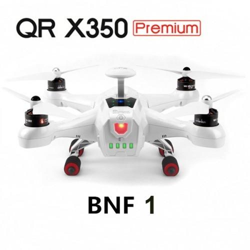 Walkera QR X350 Premium RC Drone With Ground Station RX705 BNF 1