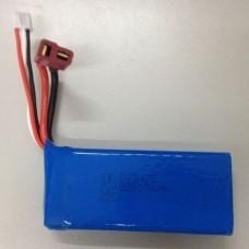Syma X8C X8W X8G 7.4V 2000mAh Battery Spare Part T Plug Banana Plug