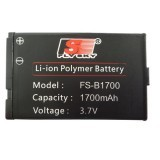 Flysky BA1700 1700mAh 3.7V Li-ion Polymer Battery For FS-i10 CT2B GT3C