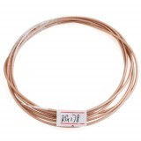 DIY Transmitter Antenna Extension Cable Line RF Coaxial RG178 10 Feet