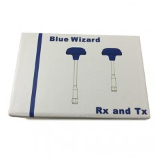Blue Wizard FPV 5.8G RHCP 3 Leaves 4 Leaves Clover Antenna TX RX Pair For Transmitter Receiver SMA