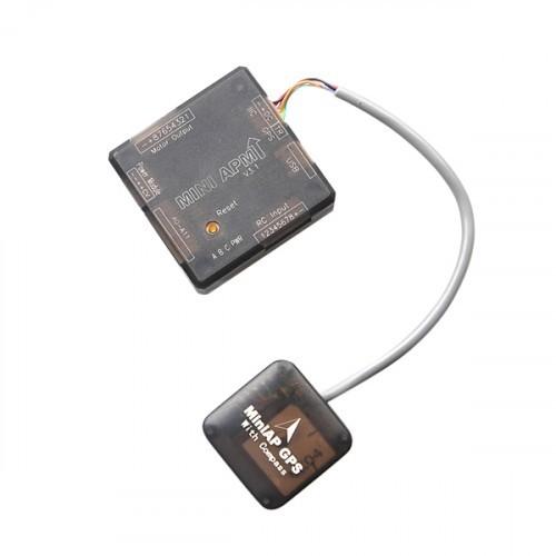 Ublox 7 Series Mini GPS w/Compass For APM2 6 APM2 8 / PX4 Pixhawk / Mini  APM / MWC Flight Controller Board