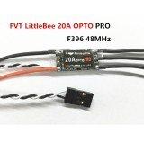 Favourite FVT LittleBee 20A OPTO PRO ESC BLHeli 2-4S F396 Supports OneShot125 For RC Multirotors