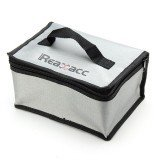 Realacc Fire Retardant Lipo Battery Bag(220x155x115mm)With Handle