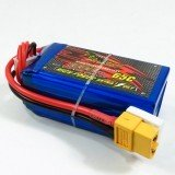 Giant Power Dinogy 1000mAh 14.8V 4S 65C XT60 Plug LiPo Battery For RC Airplane Multicopters