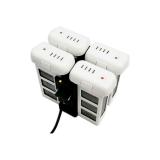 DJI Phantom 3 Professional Charger Hub 1 to 4 Battery Charger Hub 17.5V Battery Charger Hub