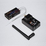 FrSky DF 2.4Ghz Combo Pack for Futaba w/ Module & RX D8R-II Plus Receiver
