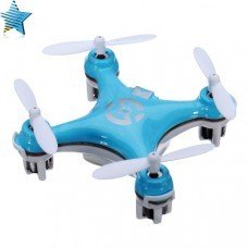 Cheerson CX-10 CX10 Mini 2.4G 4CH 6 Axis LED RC Drone RTF