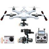 Walkera Scout X4 GPS RC Drone With Devo F12E For Gopro 3 FPV2