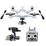 Walkera Scout X4 GPS FPV RC Drone With Devo F12E For Gopro 3 FPV3