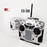 Flysky FS-i10 10CH 2.4GHz AFHDS 2 LCD Transmitter with Receiver