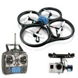 WLtoys V393E Headless Mode2.4G 6Axis RC Drone with2 Axis Gimbal