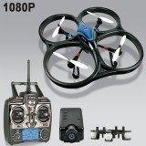 WLtoys V393B Headless Mode RC Drone with 1080P HD 5.0MP Camera