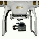 DJI Phantom 3 Camera Lens Cover Compatible Professional Advanced Version