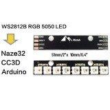 Matek 8 Bit WS2812B RGB 5050 Highlight LED for Naze32 CC3D