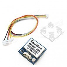 Beitian BN-880 Flight Control GPS Module Dual Module Compass With Cable