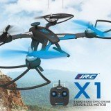 JJRC X1 With Brushless Motor 2.4G 4CH 6-Axis RC Drone RTF