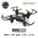 FQ777-951C MINI With 0.3MP Camera Headless Mode RC Drone RTF