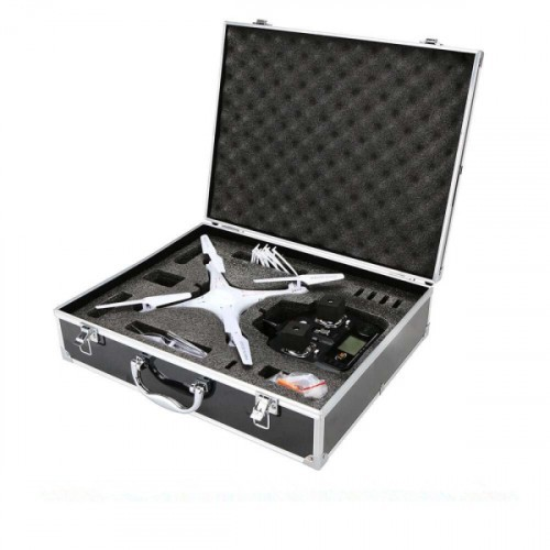 how to pack a drone in a suitcase