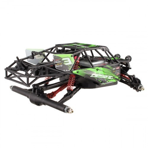 Feiyue FY-03 Eagle Remote Control Car Kit For DIY Upgrade Without  Electronic Parts