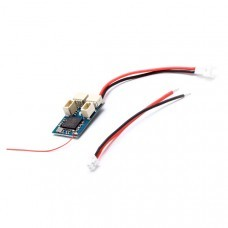 2.4G 4CH Micro Low Voltage DSM2 DSMX Compatible Receiver Built-in Brushed ESC