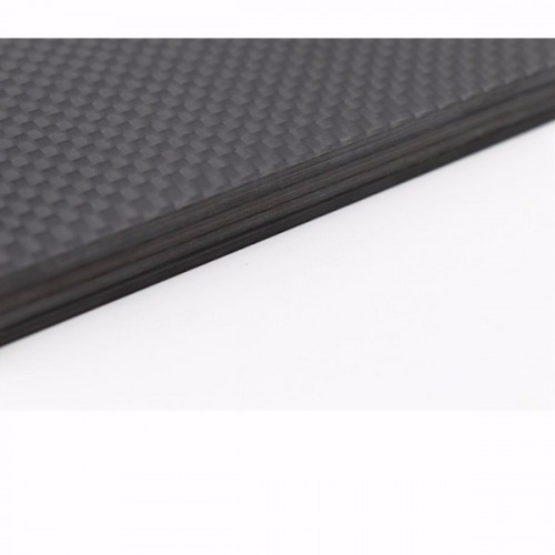 300x200x0 5mm 100% Carbon Fiber Plate Panel Sheet 3K Twill Matte/Glossy &  Plain Weave Matte/Glossy
