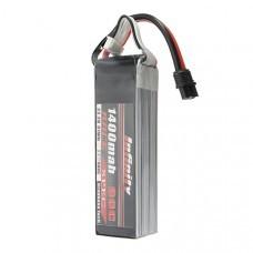 Infinity 6S 22.2V 1400mAh 90C Graphene Lipo Battery 6S1P Race Spec With XT60 SY60 Plug