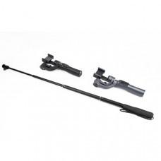 Aluminum Alloy Extension Bar Telescopic Rod for Zhiyun Z1/Smooth Q 3/Evolution