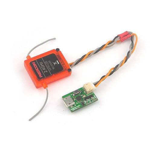 iRangeX BM01 Simple Tiny Bind Module for Spektrum DSM2 DSMX Satellite  Receiver