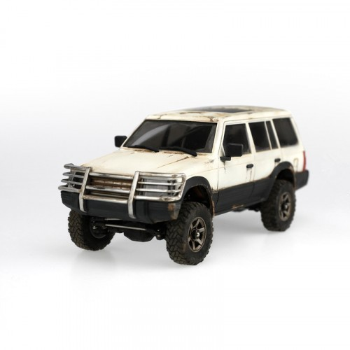 Orlandoo-Hunter OH32A02 1/32 4WD DIY Car Kit Remote Control Rock Crawler  Without Electronic Parts Cell Phone Size