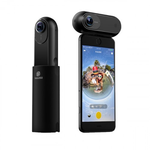 Insta360 One 360 Degree Panorama VR 7K HD Bluetooth FPV Action Camera for  iPhone iPad